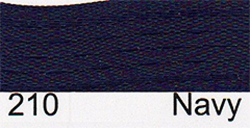 , Breite: 25 mm, Rolle 20 m, Marineblau