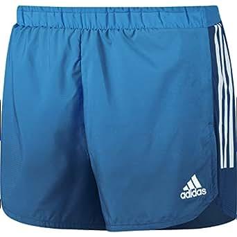 Adidas Adizero Split Pantaloncini da corsa Blue Large