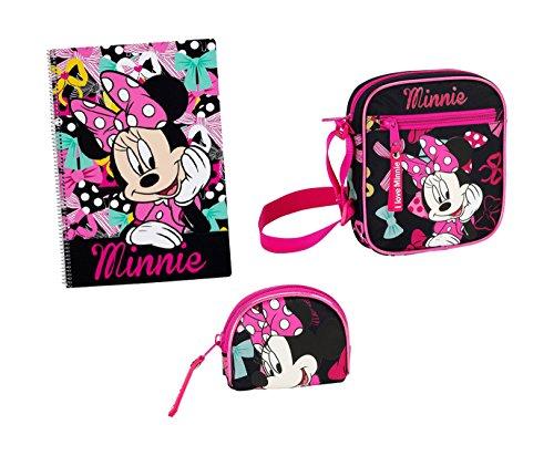 Minnie Mouse-Confezione regalo, colore: rosa (Safta 311548588)