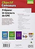 Image de Préparer Le Concours De CPE