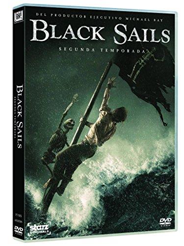 Black Sails - Temporada 2 [DVD]