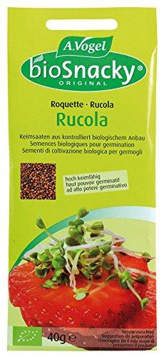 A.Vogel BioSnacky Keimsaat Rucola, 40 g