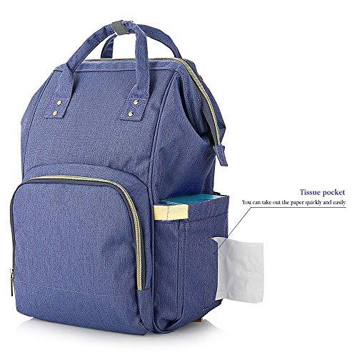 Preisvergleich Produktbild Portable Baby Wickeltasche für Reisen