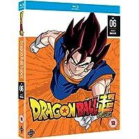 Dragon Ball Super Part 6 (Episodes 66-78) Blu-ray