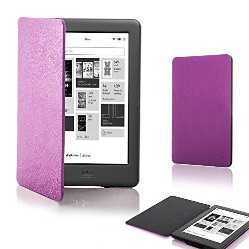 Forefront Cases Nueva Cubierta y Funda para el Kobo Glo HD - E-Reader (15,24 cm...