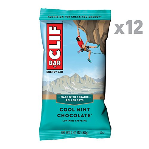Clif Energy Bars (Trail Mix Energie)