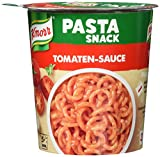 Knorr Snack Bar Pasta Snack Tomaten-Sauce 1 Portion (8 x 69 g)
