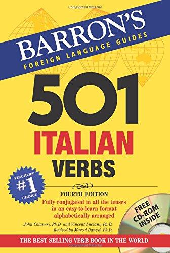 501 italian verbs package 4th edition