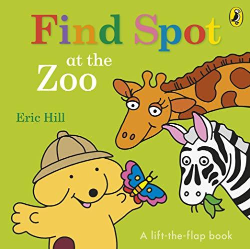 Find Spot At The Wildlife Park por Eric Hill