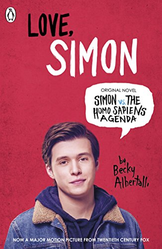 Love Simon: Simon Vs The Homo Sapiens Agenda Official Film Tie-in (English Edition)