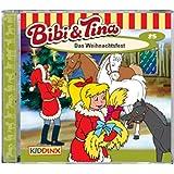Bibi und Tina 25. Das Weihnachtsfest. CD