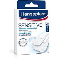 Hansaplast Sensitive Pflaster, 1er Pack (1 x 20 Strips) preisvergleich bei billige-tabletten.eu