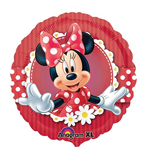 Amscan - Juguete Minnie Mouse (toys 2481301)