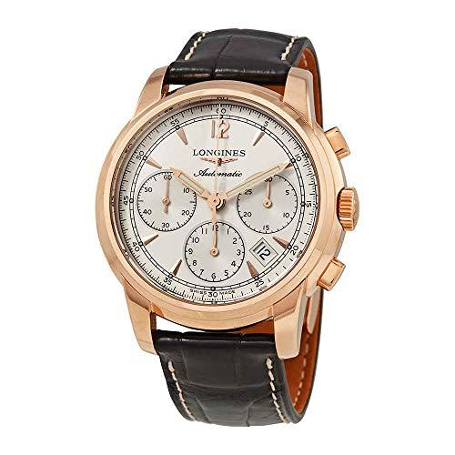Longines Saint-Imier L2.752.8.72.3 - Reloj cronógrafo automático para Hombre