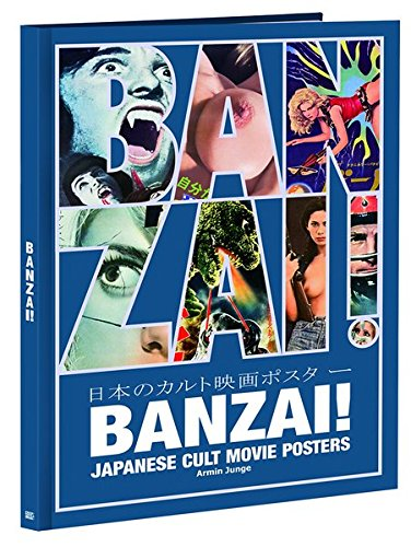 BANZAI! Japanese Cult Movie Posters (Poster Science-fiction-movie)