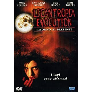 Licantropia evolution - Ritorno al presente [IT Import]