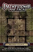 PLEASE NOTE: This game is in English and MAY NOT contain a translation into your language. What could have turned this once picturesque hamlet into a shattered, abandoned ruin? Pathfinder Map Pack: Ruined Village contains 18 full-color 5 x 8-inch map...