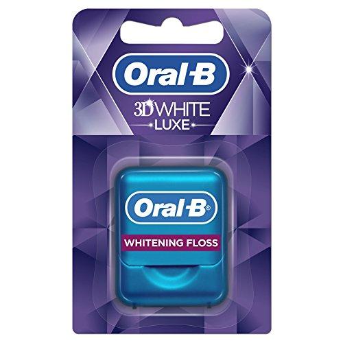 Oral-B 3DWhite Luxe - Zahnseide, Minze, 35Meter - White 3d Zahnbürste Oral-b