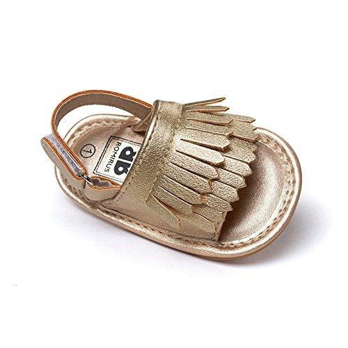 Sapatos Ouro Andador Cn Menina De 0Rwggq