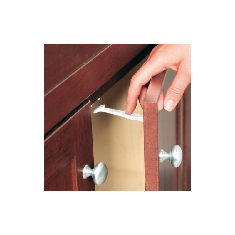 Cierres de seguridad para cajones 7 unidades, incluye tornillos Safety 1st 39092760