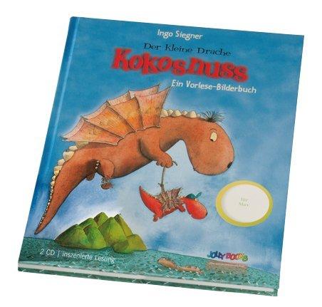 Personalisiertes Kinderbuch: Der kleine Drache Kokosnuss