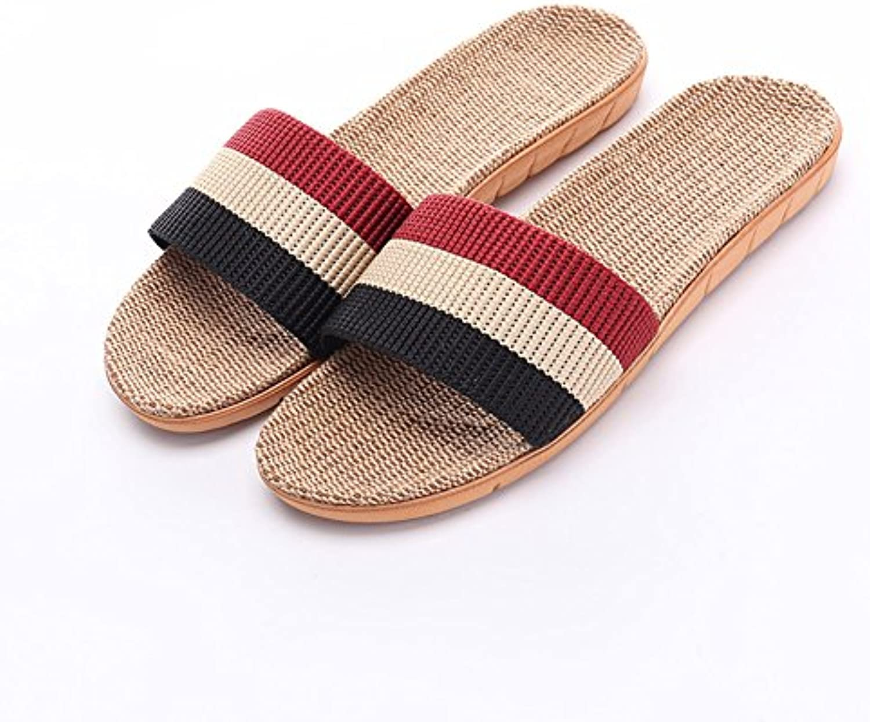 SUDOOK 1 par de zapatillas de algodón para mujer con dedos abiertos, Style 4, For Women US-7-7.5=UK-6-6.5=EU-39-40