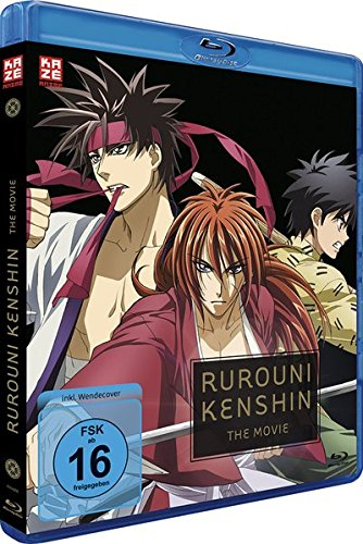 Bild von Rurouni Kenshin - The Movie [Blu-ray]