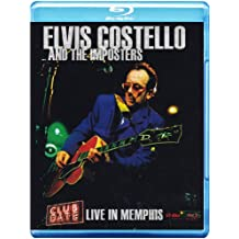 Elvis Costello & The Imposters - Club Date/Live in Memphis