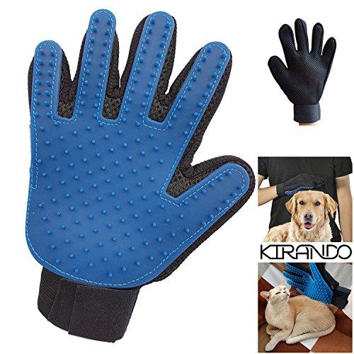 kirandos-premium-fell-pflege-handschuh-ideal-bei-fellwechsel-effizienter-haarentferner-sanfte-soft-b