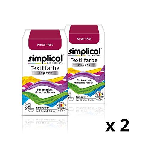 simplicol-textilfarbe-expert-fur-kreatives-einfaches-farben-1734-kirsch-rot-neu-2er-pack