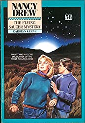 The Flying Saucer Mystery (Nancy Drew Book 58)