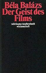 Der Geist des Films (suhrkamp taschenbuch wissenschaft)