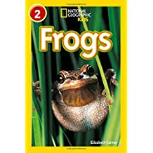 Frogs: Level 2 (National Geographic Readers)