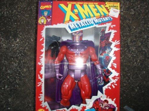 X-men Metallic Mutants Magneto by toy biz