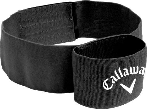 Callaway, Supporto allenamento golf, facile da allacciare, Nero (schwarz), Taglia unica