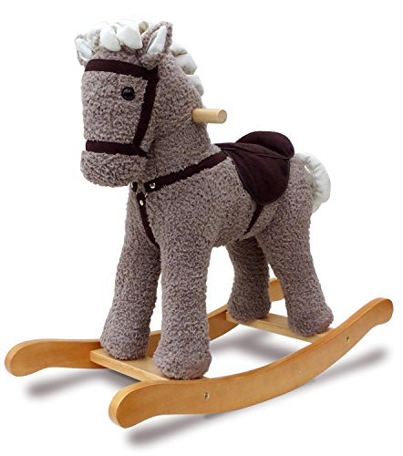 Little Bird Told Me Bramble Rocking Horse Exclusively available on Amazon from Burton Blake