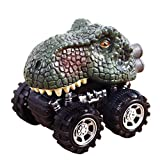 Challen Education Learning Toy Dinosaur Model Mini Toy Car Kit Twist Activity Centres Games Transformable Early Wrist Toddler Development Toy Decompression Simulation Shapes Stacking Transformable Jigsaw Stress Relief Toy Pretend Play Family Pool Exquisit