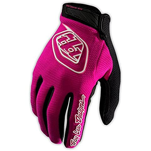Troy Lee guantes para adultos y jóvenes AIR, Rosa, L, GT6340006L