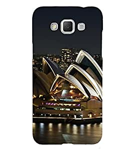 Takkloo Lotus house city view,beautiful picture, lightened buildings) Printed Designer Back Case Cover for Samsung Galaxy Grand 3 :: Samsung Galaxy Grand Max G720F