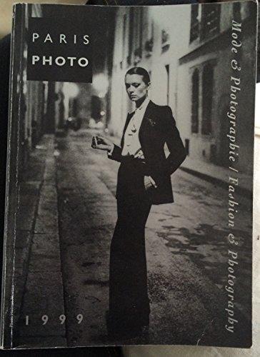 Paris-photo. Salon international de la photographie, mode et photographie