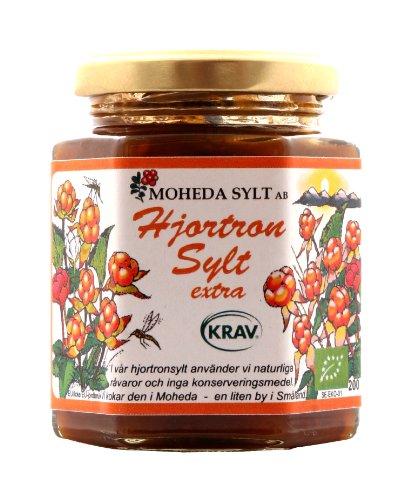 Moheda Bio Moltebeeren Konfitüre Extra 200 g (Bio-marmelade)