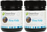 (2 Pack) - GreenBay Harvest - Organic Fine Kelp Powder | 100g | 2 PACK BUNDLE