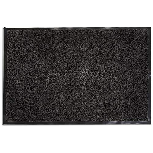 AmazonBasics - Antirutsch-Türmatte, Polypropylen, 40 x 60 cm