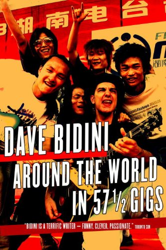 Around the World in 57 1/2 Gigs (English Edition) - 57.5