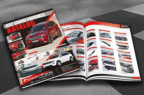 Der Power Parts Automotive Katalog J E E P WK