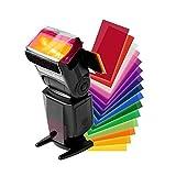 Wilk 12color kit diffusore flash per Canon Speedlite 600EX 580EX II 430EX 320EX 270EX 1PC