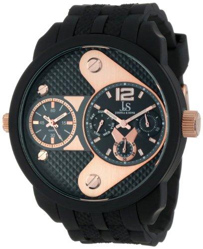 Joshua & Sons JS52RG - Reloj para hombres
