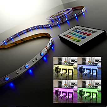 led stripes stripe lichterkette band streifen led. Black Bedroom Furniture Sets. Home Design Ideas