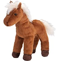 Cuddle Toys 4045 20 cm Tall Mr Brown Chestnut Horse Plush Toy