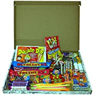 Letterbox Buster: Packed Full Of Your Favourite, Mouthwatering Retro Sweets From Your Childhood Sweetshop.